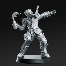 Kolotov - From Wasteland - 32mm - DnD -