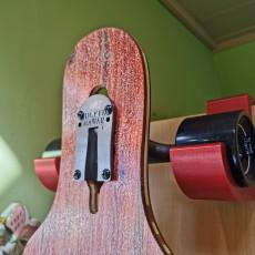Longboard / Skateboard Wardrobe Hook