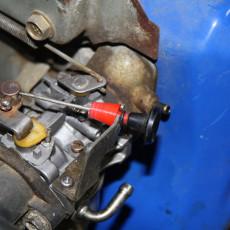 Fringe Case #3 - Yamaha YG450D Generator Choke Bushing