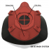COVID-19 - GB 3D MASK SYSTEM N95 - PROTECT image