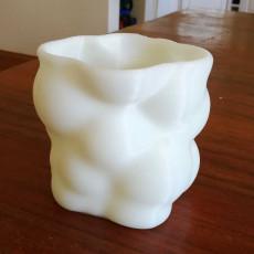 Lumpy cup