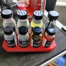 Alclad II Bottle Tray/Holder