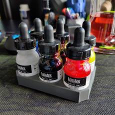 Liquitex Ink Tray / Holder