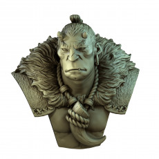 Suru free 1/10 scale bust