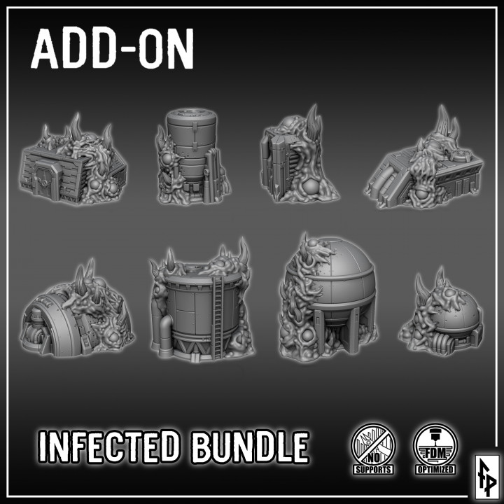 Infected Bundle's Cover