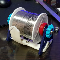 땜납 홀더 - Solder Spool Holder