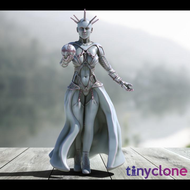 Female Lust Demon