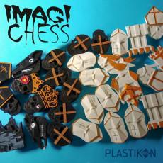 IMAGI - Magnetic Chess