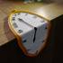Melting Clock  - The Persistence of Memory - Salvador Dali image