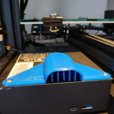 Picture of print of Ender 3 fan cover