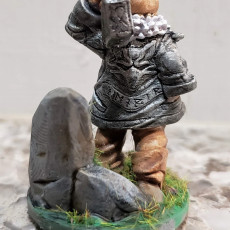 Picture of print of Norse highschool adventurers