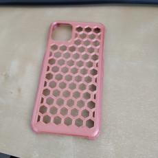 Iphone 11 Pro Max HoneyCombe Case