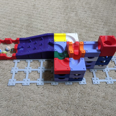 Marble Track Builder Tumbler