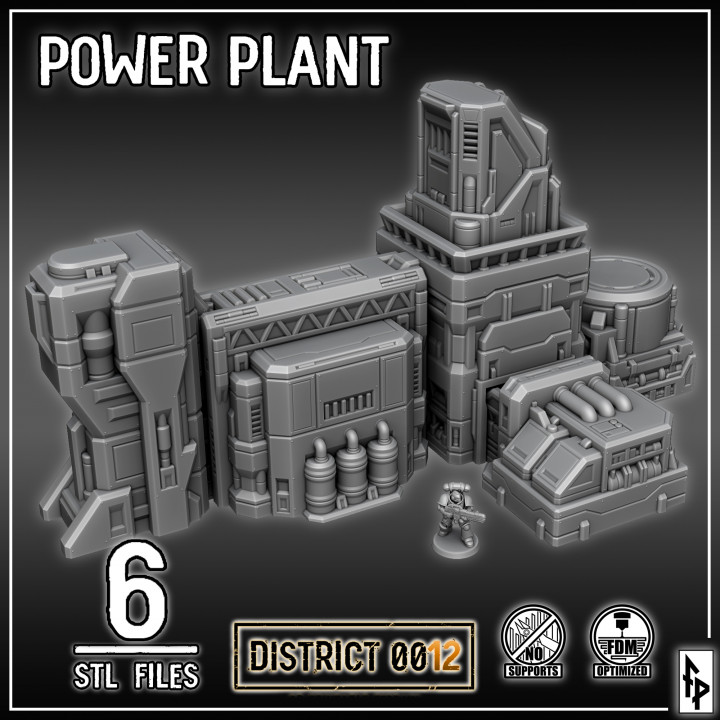 Power Plant's Cover