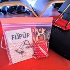 Oculus Rift S Flip Mount Adapter
