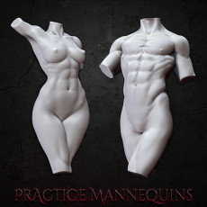 Practice Mannequins