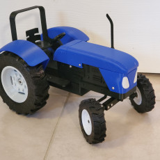 OpenRC Tractor - Modern Tractor