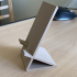 Phone Stand with Charger Cutout image