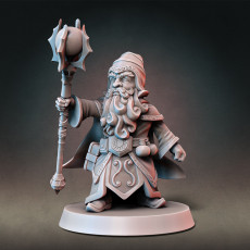 Patreon April2020 Release - Water Myrmidon vs Gnome Casters