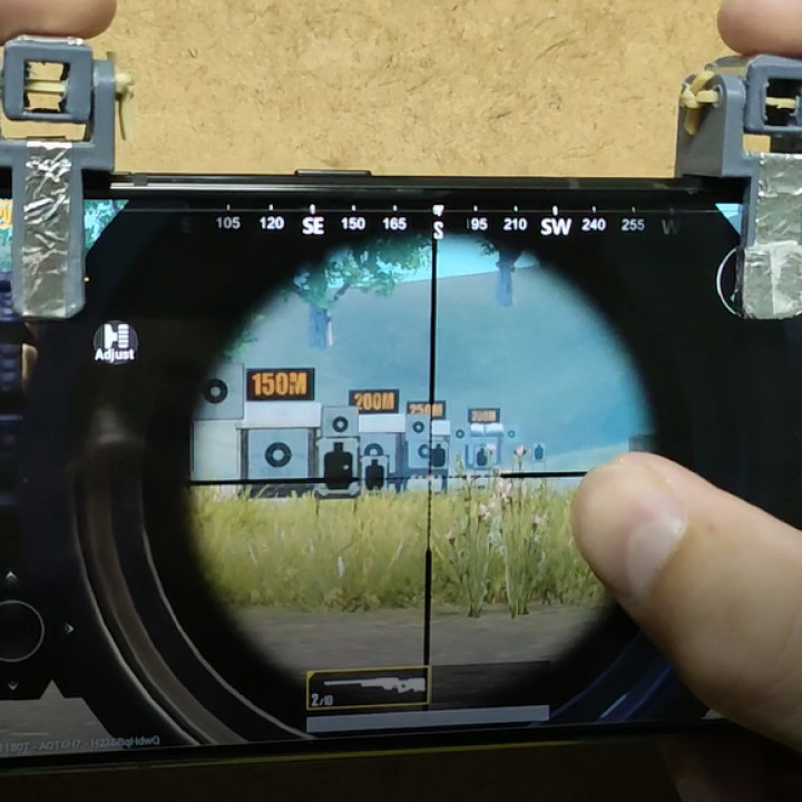 Mobile gaming triggers for PUBG