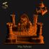 Vampire Lord - Throne image