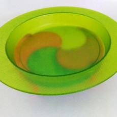 Plate enhancer/ Rehausseur d assiette