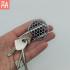 Hexagon Overload Key-Ring image