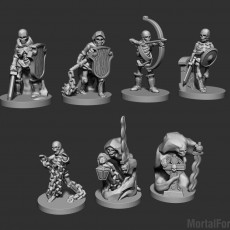 Supportless Undead - MortalForge - Pack 1