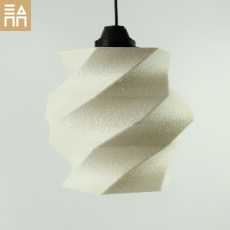 The Flowing Lampshade