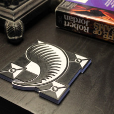 WOT Dragon Fang Coaster