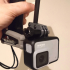 Spektrum DX5 Rugged - GoPro mount image