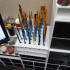 Paint Station Starter Set with UV curing station image