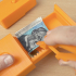 New 3D-printable container to fight microbes on money! image