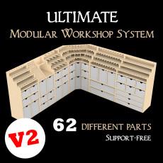Ultimate Modular Workshop System