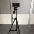 Phone holder for tripod image