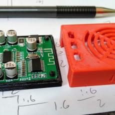 TPA3110 Bluetooth Amplifier enclosure