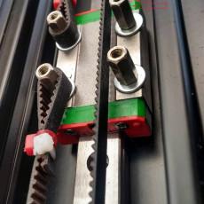 Guias lineales Anycubic Predator 800mm sin piezas impresas