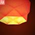 Mirrored Lampshade image