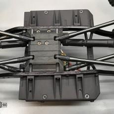 RC4WD Mojave II Body Mount Set for SCX10ii & SSD Trail King