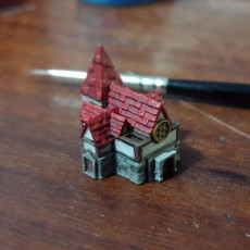 Oathsworn - Map Mini - Church