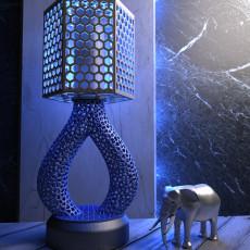 Honey-lamp