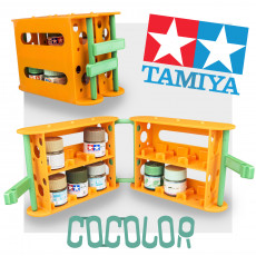 COCOLOR - FOR TAMIYA AND MR.HOBBY ACRYLIC COLORS
