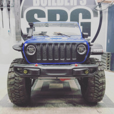 Picture of print of KCJL1006 JL Bar Fender SET This print has been uploaded by Knight Customs