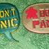 Don't Panic Badge image