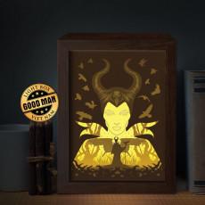 lampara malefica