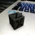 Cube XYZ  étalonnage image