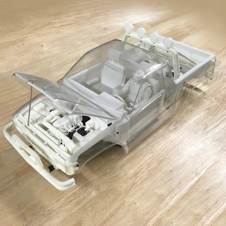 Pro-Line Toyota SR5 parts set
