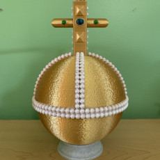 Picture of print of Holy Hand Grenade