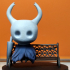 Hollow Knight: The Knight on Bench image