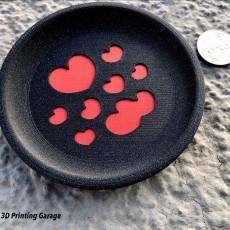 Coaster - Hearts (mmu/multicolor)